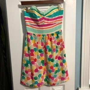 Hutch Small Strapless Dress